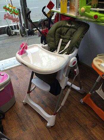 صندلی غذاخوری کودک خارجی